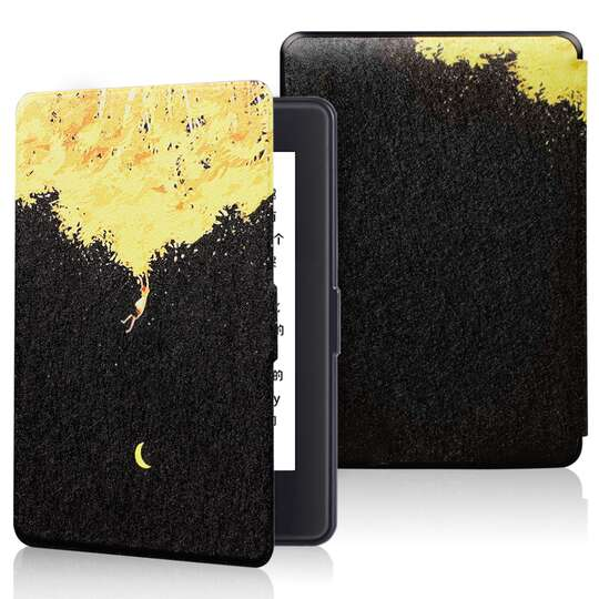 Etui Kindle Paperwhite 1, 2, 3 - Kolor: 33. Yellow Moon