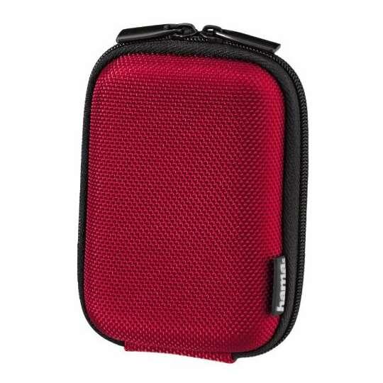Pokrowiec na aparat Hama hard case Two tone - Kolor: czerwony