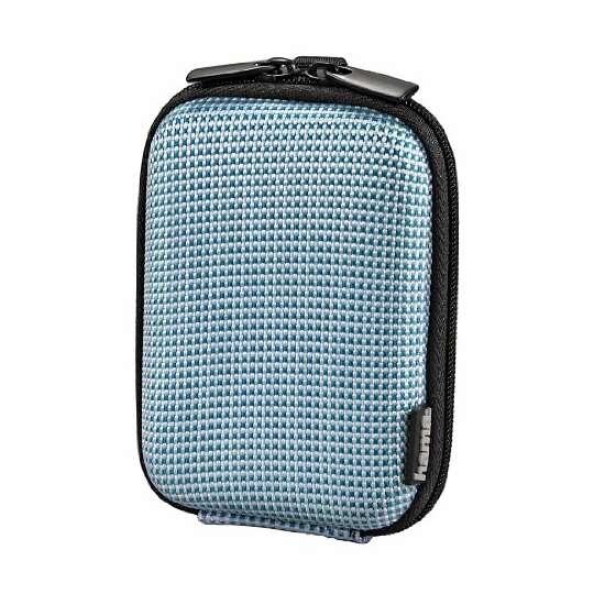 Pokrowiec na aparat Hama hard case Two tone - Kolor: niebieski