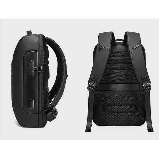 """Antykradzieżowy plecak Bange na laptopa 15,6"""" BG-7216 z USB"""