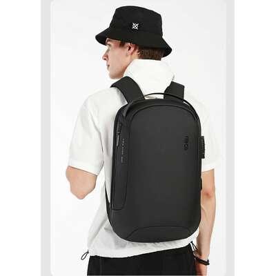 """Antykradzieżowy plecak Bange na laptopa 15,6"""" BG-7225 z USB"""