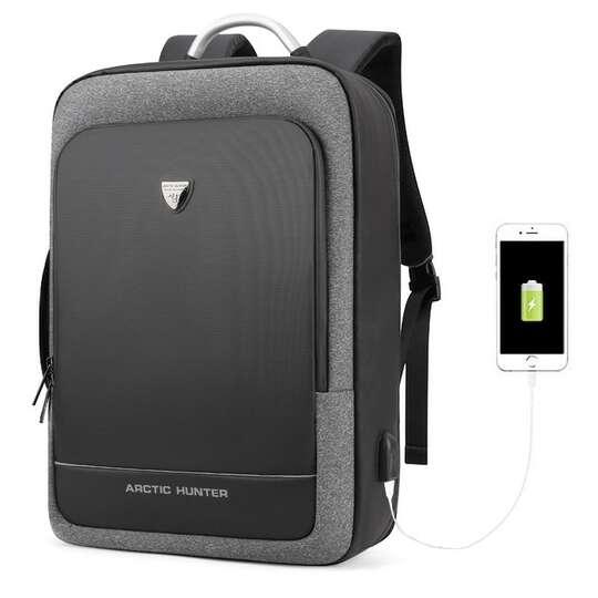 "Plecak/torba Arctic Hunter na laptopa 17,3"" B00227"