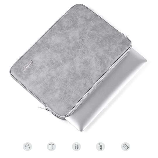"""Etui Canvas na laptopa 14,1"""" eco skóra"""