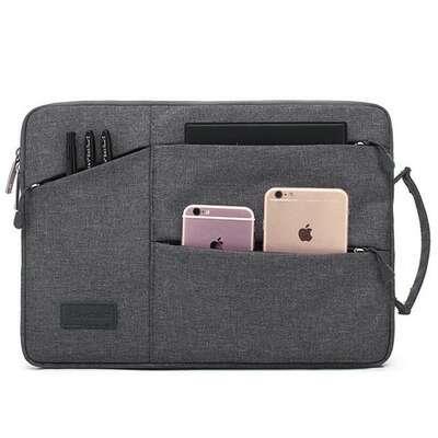 "Etui Gearmax Macbook Air 11 lub laptopy 11,6"" kieszonki"