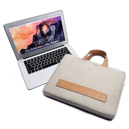 "Etui JQ na laptopa 13,3"" 14,1"" eco skóra"