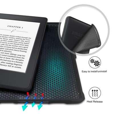 Etui Kindle Paperwhite 4 (2018) silikonowy tył
