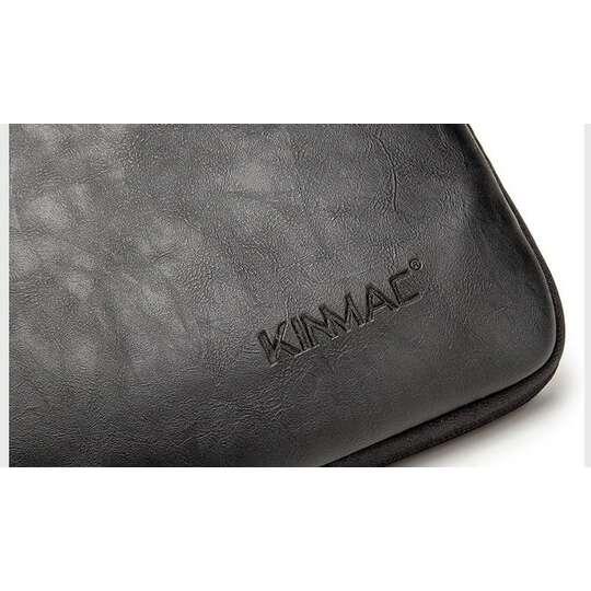 "Etui Kinmac na laptopa 13,3"" eco skóra"