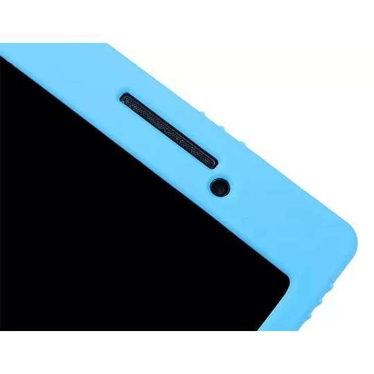 Etui silikonowe Lenovo Tab 2 A7-10 + folia i rysik