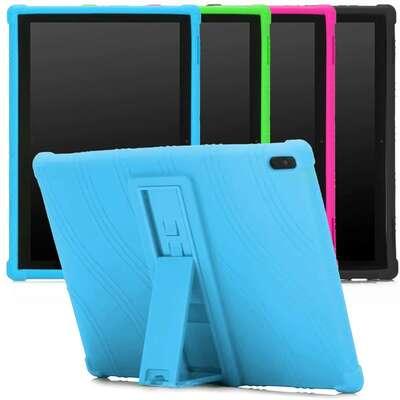 """Etui silikonowe Lenovo Tab 4 10"""" folia i rysik"""