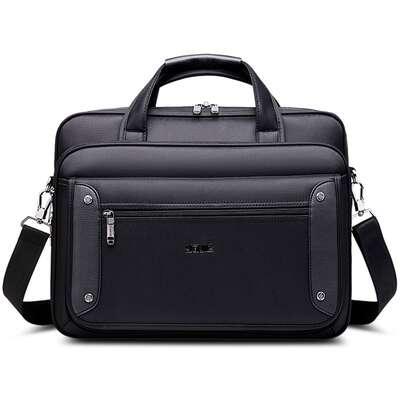 "Klasyczna torba na laptopa 19"" dwukomorowa"