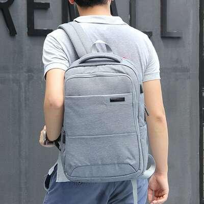 "Plecak Aoking na laptopa 15,6"" FN77178 z USB"