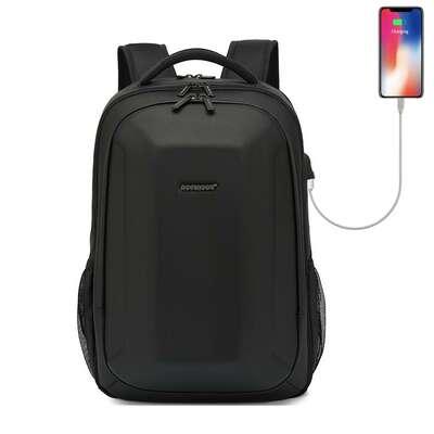 """Plecak Aopin na laptopa 15,6"""" bardzo pojemny z USB i RFID"""
