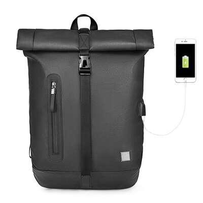 """Plecak Arctic Hunter B00283 na laptopa 15,6"""" z USB"""