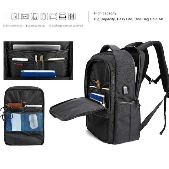 "Plecak Arctic Hunter na laptopa 17,3"""