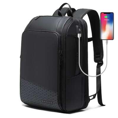 "Plecak Bange na laptopa 15,6"" BG-22005 z USB bagaż podręczny"
