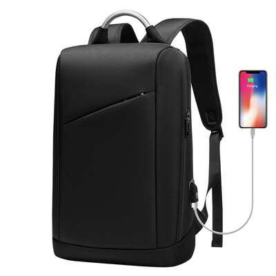 "Plecak Eurcool/Nigeer na laptopa 15,6"" EC-2067 z USB"