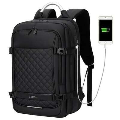 """Plecak FRN na laptopa 15,6"""" Pojemny bagaż podręczny"""