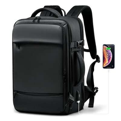 """Plecak FRN na laptopa 17,3"""" 5015 bagaż podręczny z USB"""