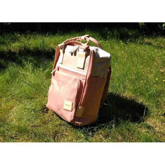 "Plecak Himawari HM187 na laptopa 13,3"" 14,1"" vintage"