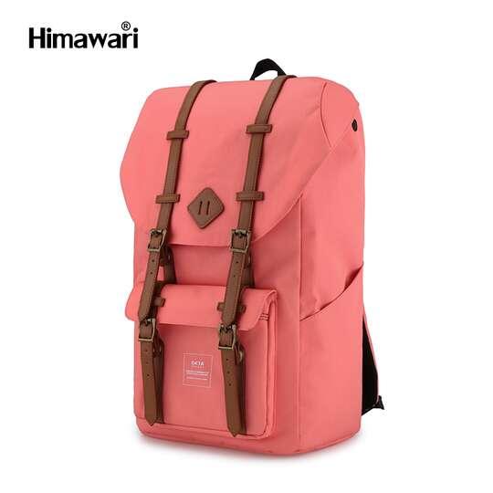 """Plecak Himawari Okta na laptopa 15,6"""" z USB"""
