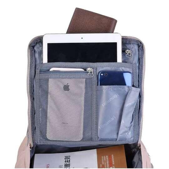 "Plecak Himawari na laptopa 13,3"" 14,1"" vintage"
