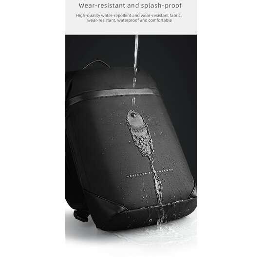 "Plecak Kingsons KS3210W na laptopa 15,6"" lekki z USB"