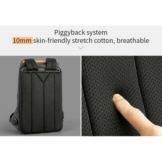 """Plecak Kingsons na laptopa 15,6"""" KS3207W z USB"""