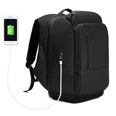"Plecak Nigeer na laptopa 17,3"" bardzo pojemny"