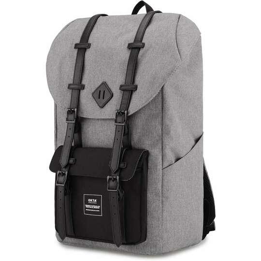 "Plecak Okta na laptopa 15,6"" z USB"