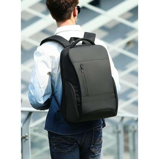 """Plecak ROWE R-5079 na laptopa 15,6"""" 16,4"""" bardzo pojemny z USB"""