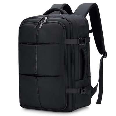 """Plecak ROWE na laptopa 17,3"""" bardzo pojemny z USB R-5028"""