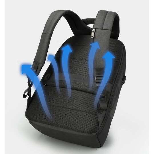 "Plecak Tigernu na laptopa 15,6"" T-B3595 z USB"