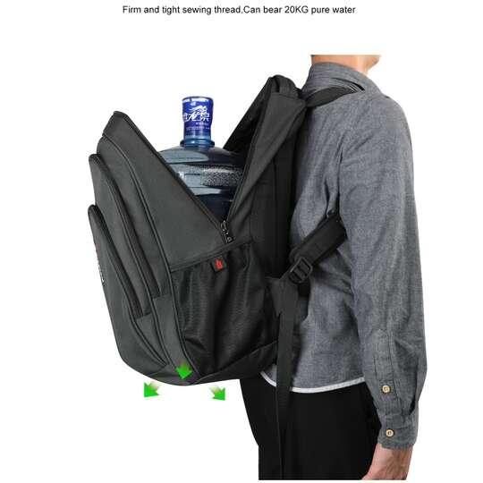 "Plecak Tigernu na laptopa 15,6"" T-B3893 z USB"