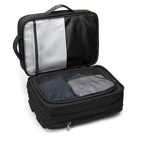 "Plecak/Torba Arctic Hunter na laptopa 15,6"" 16,4"" B00345 bagaż podręczny z USB"