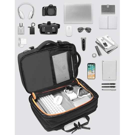 """Plecak/Torba Nigeer na laptopa 17,3"""" 1711 bagaż podręczny z USB"""