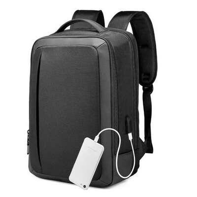"""Plecak/Torba Nigeer na laptopa 17,3"""" 1815 z USB"""