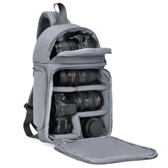 Plecak fotograficzny na jedno ramię Caden D15 na aparat boczny dostęp
