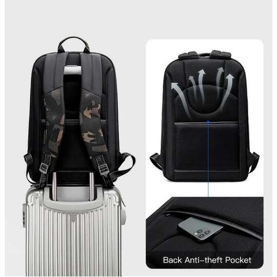 Plecak z nylonu balistycznego Arctic Hunter B00408