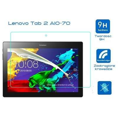 Lenovo Tab 2 A10-70 ochrona ekranu - szkło hartowane