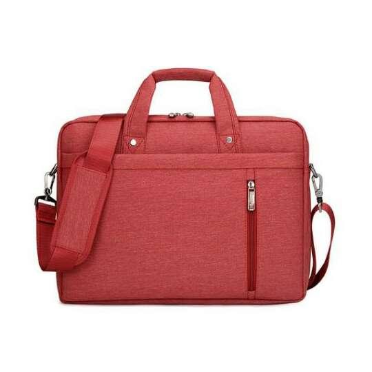 """Torba Burnur na laptopa 15,6"""" - Kolor: czerwony"""