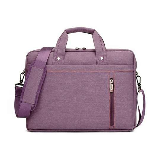 "Torba Burnur na laptopa 15,6"" - Kolor: fioletowy"