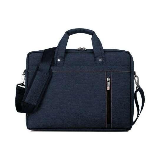"Torba Burnur na laptopa 15,6"" - Kolor: niebieski"