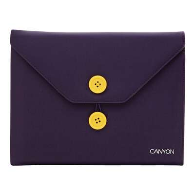 Etui canyon do tabletu apple iPad2/3rd/4th Synthetic Purple