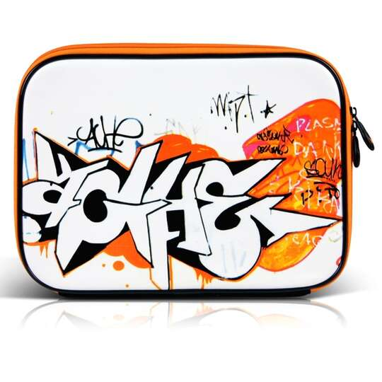 "Etui Canyon na laptopa 10,1"" Graffiti - Kolor: 03"