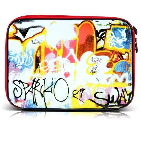 "Etui Canyon na laptopa 10,1"" Graffiti - Kolor: 04"
