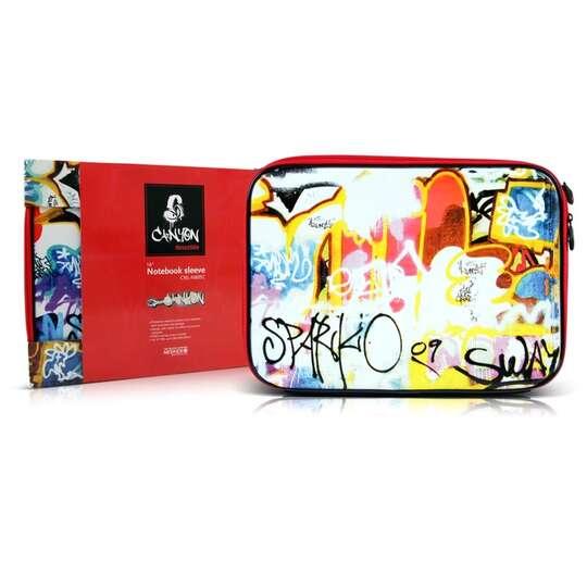 """Etui Canyon na laptopa 16,4"""" Graffiti"""