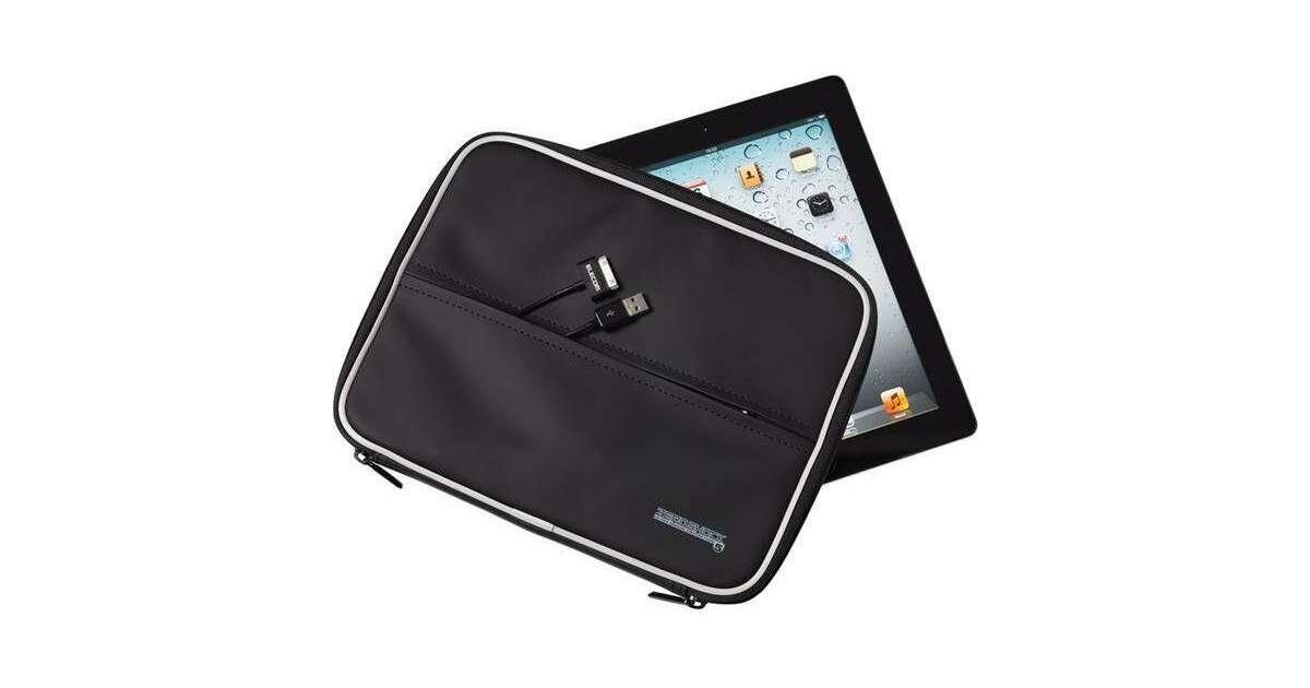 7fee72f1166e1 Etui Elecom Zeroshock iPad antywstrząsowe 10.1
