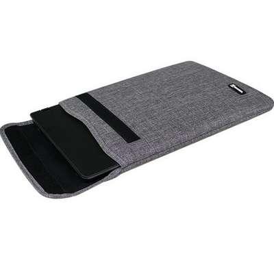 """Etui Macbook Air 11 lub laptopy 11.6"""" nylon, rzep"""