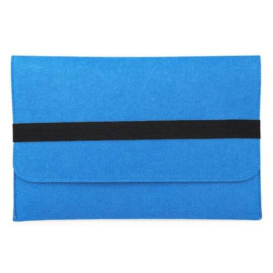 """Etui filcowe na laptopa 13,3"""" - Kolor: niebieski"""
