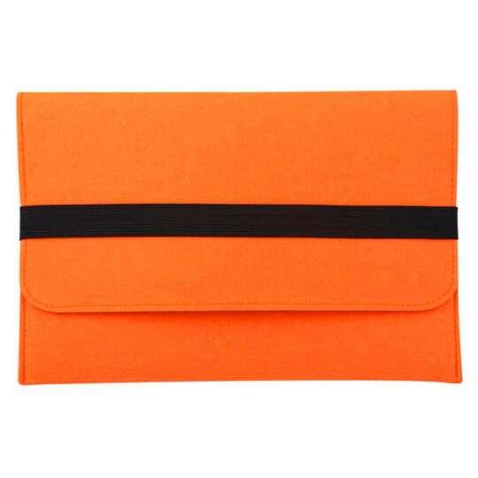 """Etui filcowe na laptopa 13,3"""" - Kolor: pomarańczowy"""
